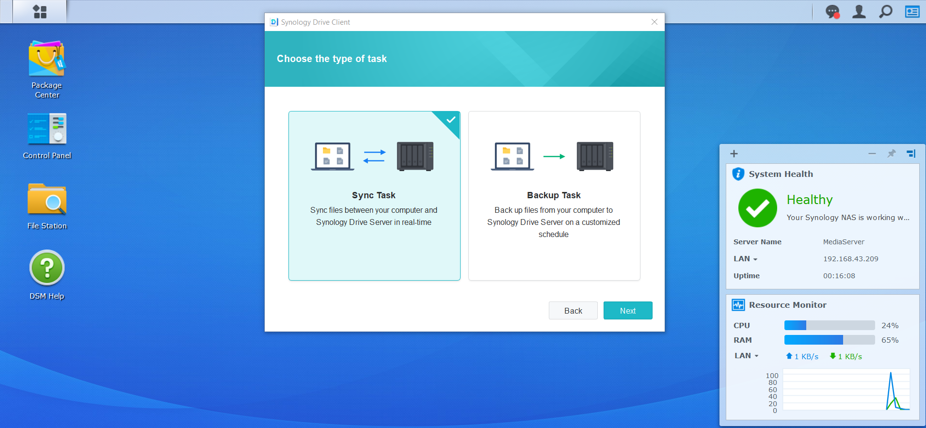 Synology Drive Client task.png