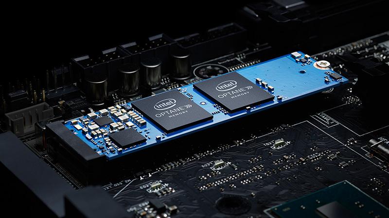 Intel Optane 3D XPoint memory