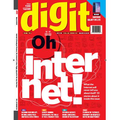 Digit Magazine eDVD March 2020